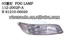 Toyota Corolla 01' Altis/ 03' Altis Fog Lamp