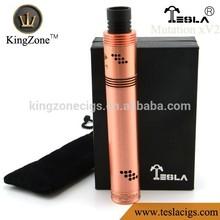 Copper Mutation X V2 KIT Wholesale Price KingZone Manufacturer glass globe wax vaporizer pen kit