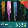 12v novos decorativas led fibra óptica de plástico para a sala de sauna casa ou céu estrelado,; mitsubishi fibra +remote controlador