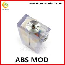 2015 abs box mod & personal vaporizer pen 180w god mod