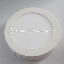 2015New Surface-mounted White 12W Round LED Panel Surface Mount LED cabinet light