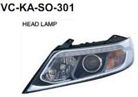 For Kia Sorento 2013 Head Lamp/For Kia Car Head Auto Lamp/For Kia Genuine Spare Parts