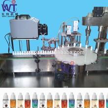 2015 High Quality PLC Control 5-30mL Automatic E-cigarette Liquid Filler and Capper Machine