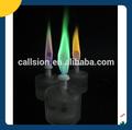 decorativos botellas de líquido de cera de velas de aceite