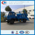 dongfeng 8 cbm caminhãodelixo 10 capacidade tonelada para a venda quente