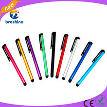 Hot sale rubber tip stylus pen for smartphone