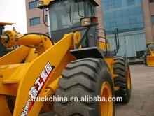 Loading Machine XCMG LW300F 3ton Shovel Loader Mini Loader Construction Equipment