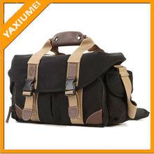 china factory black dslr camera bag /waterproof camera bag with shoulder