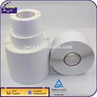 custom peel off sticker paper roll adhesive barcode printer labels