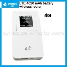 Portable network 4g lte router