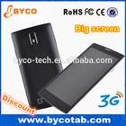 very cheap big screen android phone 3G 1900 chinese dual sim card mini mobile phone