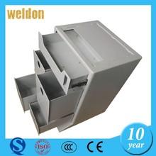 custom made aluminium kitchen cabinet design fabrication