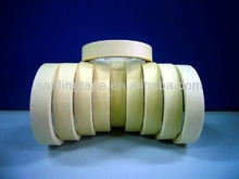 For automotive 6.1 mil 18mm Waterproof masking tape for auto refinish paint