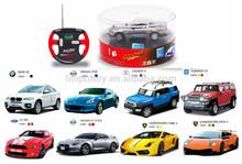 1:43 Scale Licensed Mini RC Car Popular R/C Mini Car
