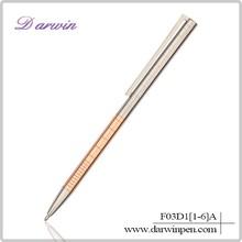 ข้ามปากกาโลหะบาง, ขายส่งข้ามปากกา, บิดโลหะปากกาบางลูก