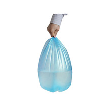 Small cheap printed plastic garbage bags