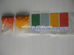 Hybrid Polyester Resin Powder Coating