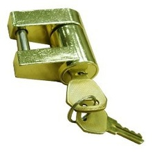 Trailer Coupler Lock