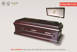 BALLOON BEAR Animal coffin wood pet casket products for funerals buy from china