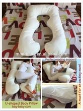 Full Body U-shaped Maternity Body Pillow