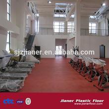 Good durable Pvc Plastic Gym Court Sports flooring