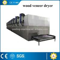 wood veneer/pine/eucalyptus core veneer plywood veneer dryer