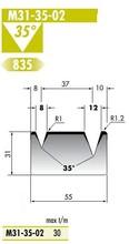 M31-35-02 press brake tools,punching machine