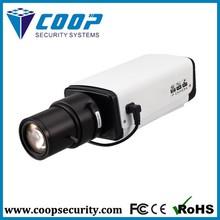 Indoor Megapixel HD IP Box Camera 5Mega Remote Monitoring Box CMOS Type 5MP IP Camera RJ45 DWDR