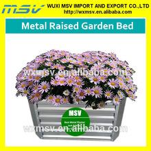 Wholesale Aluzinc Raised Garden Bed Planting