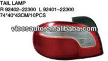 High Quality HY Accent 1998-1999 Auto Tail Lamp