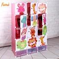 طليق البلاستيك diy متجر لبيع الملابس بيع طفل المدينة fh-al0743-15 للملابس