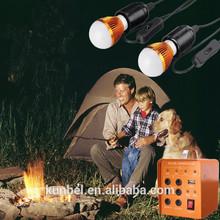 Hot selling Portable Solar kit, Solar Lighting kits for outdoor lighting