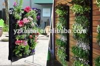 urban garden vertical planter/hanging garden planter bags