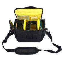 Fashion DSLR SLR Digital Camera Case Shoulder Bag for man