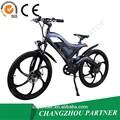 Alta de 500w de potencia del motor del eje del pedal asistida de aleación con ruedas de bicicleta bicicleta e/velo electrique/bicicleta eletrica