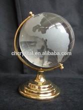 crystal earth globe ball MH-SJ030