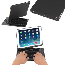 Rotating bluetooth keyboard case for iPad Air 2,for iPad air 2 rotating case