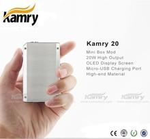 shenzhen electronic cigarette factories new arrival mod,buy electronic cigarette kamry 20 mini box mod e cigarette