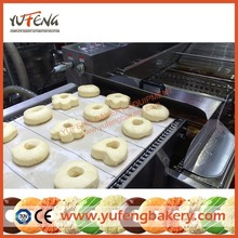 Automated Floor Model Yeast Raised Donut Cutting Tables