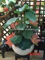 Sjh1224466 artificial floricultura artificial de pascua de la flor del lirio de plástico de la flor del lirio