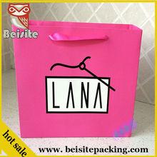 brown paper shopping bag printing kraft paper bag