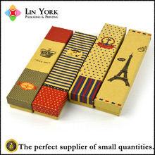 luxury kraft paper gift box for pen