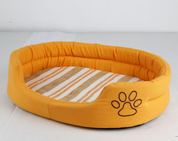 washable pet bed sponge indoor unique dog Kennel