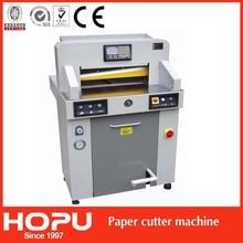 paper cutting machine hydraulic paper guillotine hydraulic paper cutter