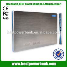 HC-K3 2015 2200mah power bank charger best sale power bank super slim credit card power bank