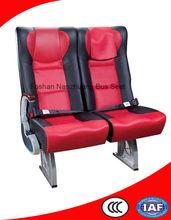 Luxury leather pontoon boat bench seats