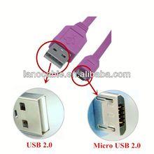 high performance micro male to mini female usb adapter