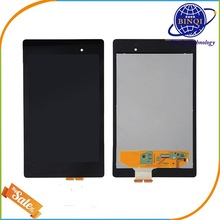 Lcd for Asus Google Nexus 7 LCD touch screen digitizer glass lens assembly replacement