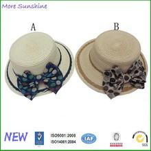 Wholesale straw golf hats