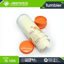 Arniss innovative coffee bottle design patent